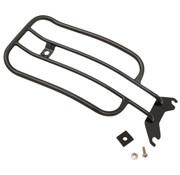 "Motherwell Motherwell 7"" Solo Luggage Rack Fits: > 06‑17 FLSTC/ FLSTN"