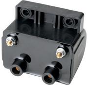 Drag Specialities Ignition Coil 12V 3 Ohm. Electronic Black
