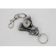 Evo Engine Keychain