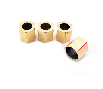 Pushrod Cover Cup Set Messing