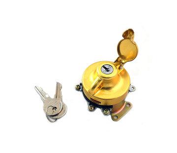 interruptor de encendido de latón
