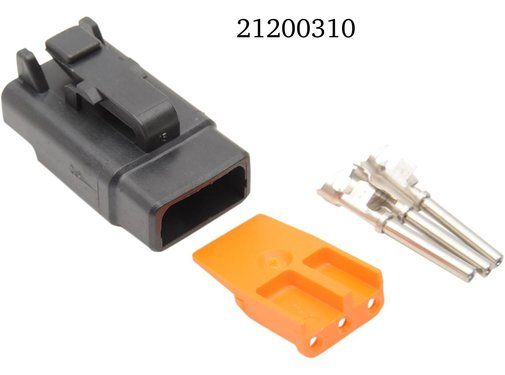 Namz Deutsch Plug And Receptacle Kits