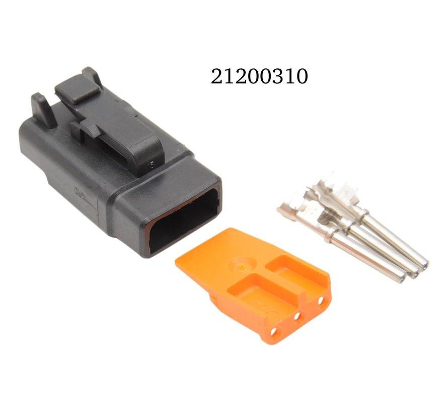 Deutsch Plug And Receptacle Kits