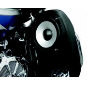 Hogtunes audio  7 inch woofer kit for 98-12 Touring and H-D FL Trikes (except 98-09 FLTR)