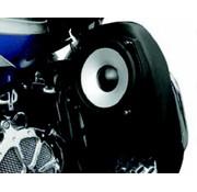 Hogtunes audio 7 inch woofer kit voor 98-12 Touring en HD FL Trikes (behalve 98-09 FLTR)