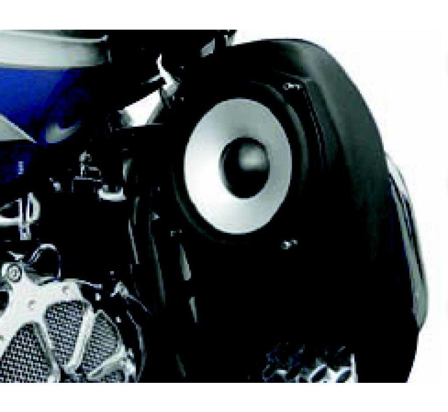 Hogtunes audio 7 inch wooferkit voor 98-12 Touring en HD FL Trikes (behalve 98-09 FLTR)