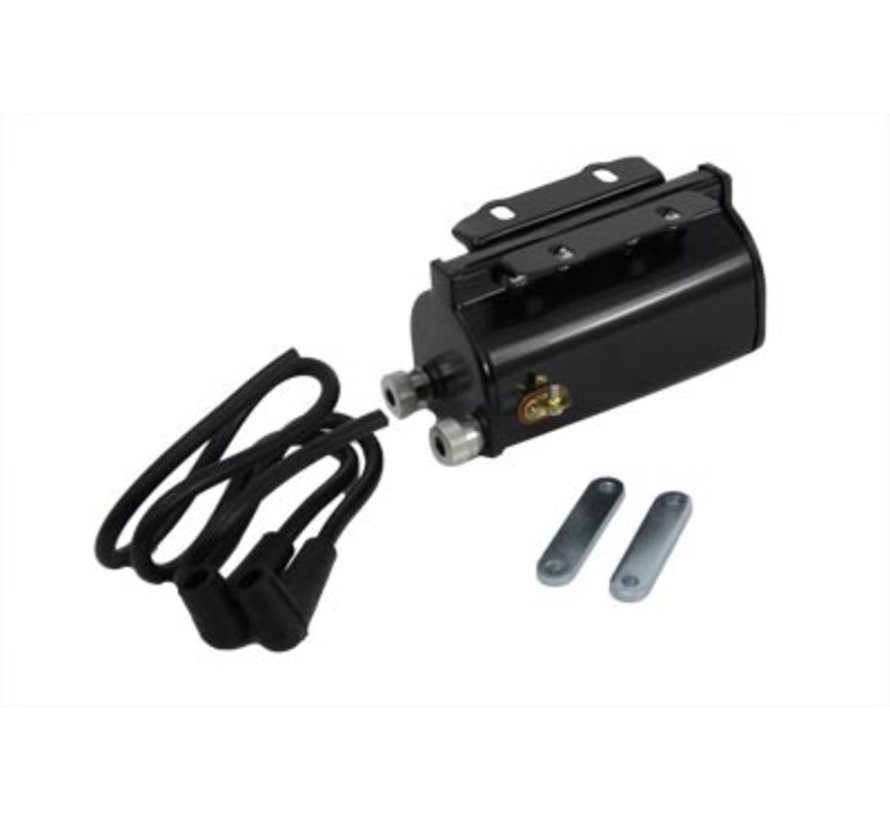 Bobina de encendido de 6 voltios - negro 31602-30