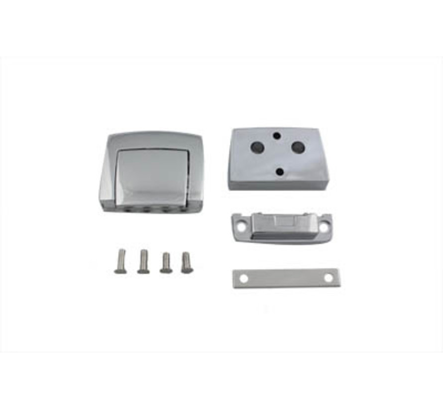 Chrome Touring Pack Luggage Latch