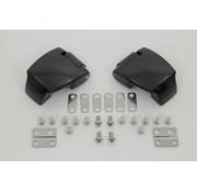 Kit de bisagras para equipaje Black Touring Pack