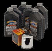 Spectro Antriebsstrangöl-Service-Kit für Twincam 1999-2017