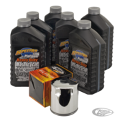 Spectro Drive Train Oil Service Kit voor 1999-2017 Twincam