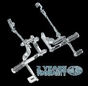 Commandes avancées Evolution Sportster 1986 - 1990