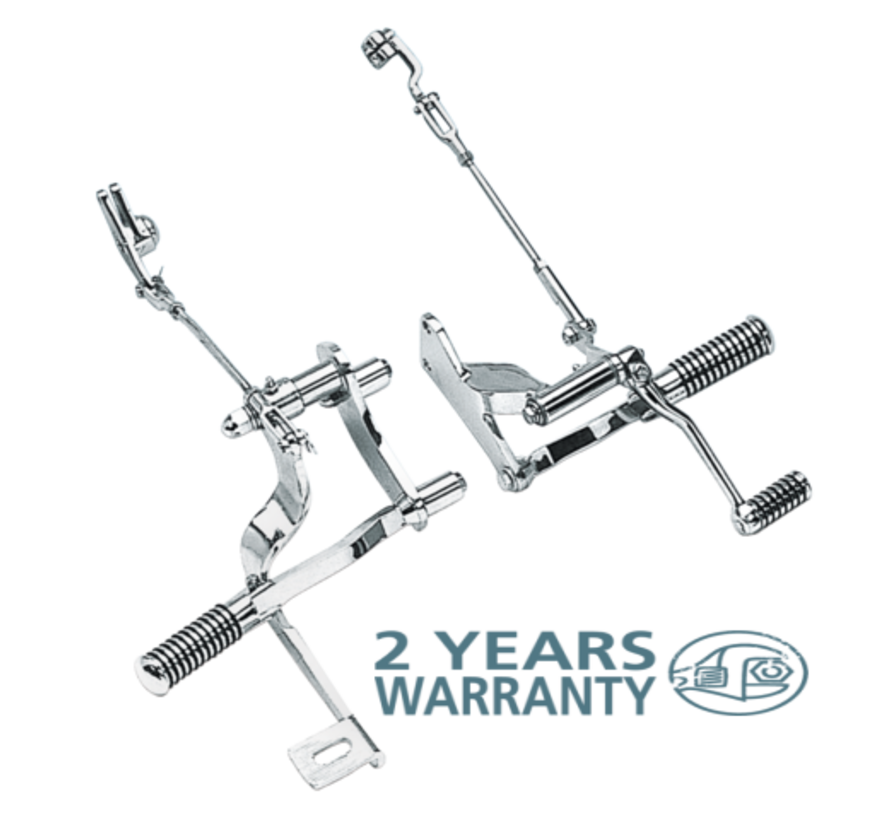 Controls  sets - Sportster 1991-2003 with 5 Speed transmission