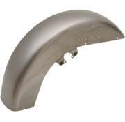 fender front  - Raw steel without holes - Fits:> 14-19 FLHT FLHR Touring