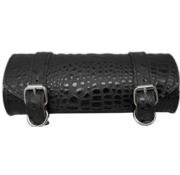 La Rosa tassen zwarte alligator gereedschapstas