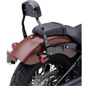 Cobra Sissy bar detachable backrest Black or chrome - Dyna 06‑10 FXD, 06‑17 FXDB, 06‑14 FXDC, 06‑09/14‑17 FXDL