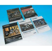 Clymer Harley Davidson boekt Clymer service manual