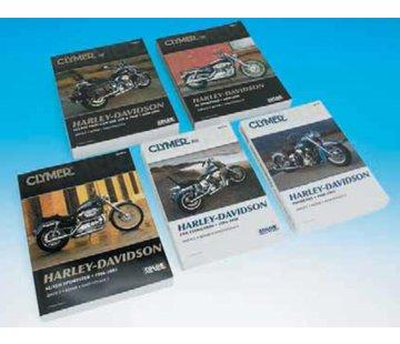 Clymer Harley Davidson  books Clymer service manual