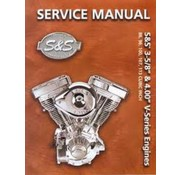 S&S service manuals V-series