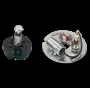 Leistungsstarke Feuerkraftpunkte und Kondensator