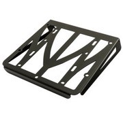 Gepäckträger schwarz lackiert - Passend für:> 04-19 Sportster XL