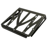 Portaequipajes acabado negro - Se adapta a:> 04-19 Sportster XL