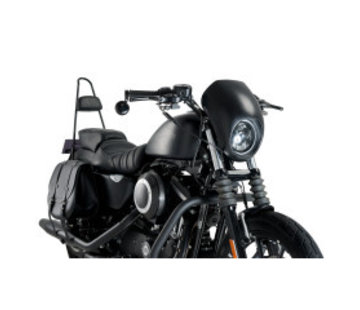 Custom Headlight Fairing, Material ABS