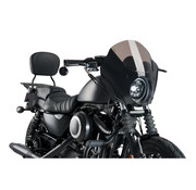 Anarchy Fairing dark night voor Sportster - glans