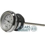 TC-Choppers Olietemperatuurmeter - precisie-instrumenten van ongeëvenaarde kwaliteit - FXST en FLST 2000-2017