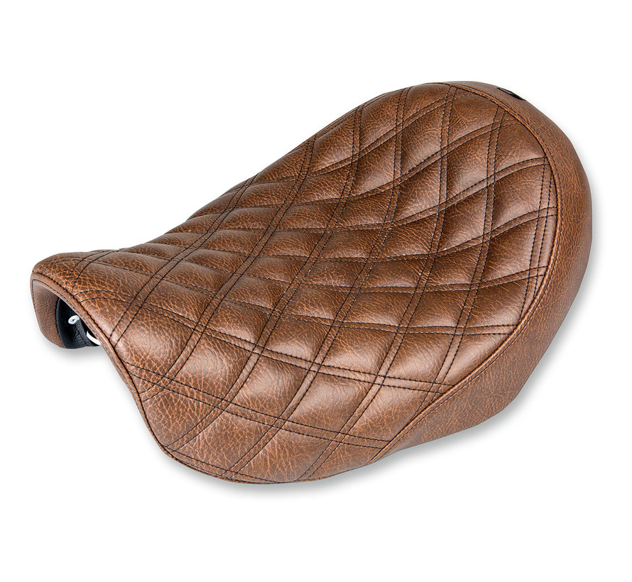 Renegade LS Solo Seat  06‑17 FXD  - brown