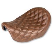 Saddlemen Renegade LS Solo Seat  04‑05 FXD - brown