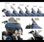 Flare Bagger Windschutzscheibe verschiedene Größe - schwarz, 14-19 FLH / T