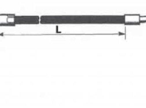 Barnett handlebars throttle cable 76-80 Big Twin