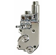 Ultima High Flo oil pump Polished - Fits: > 73-91 Bigtwin
