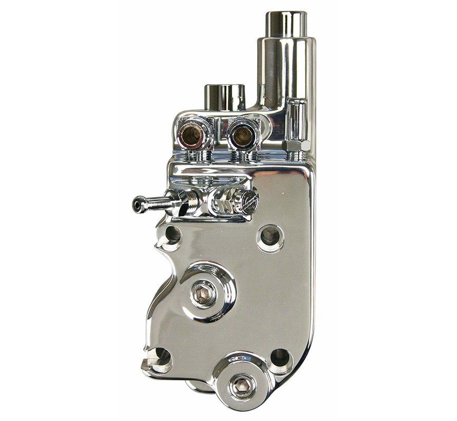 High Flo Ölpumpe Poliert - Passend für:> 73-91 Bigtwin