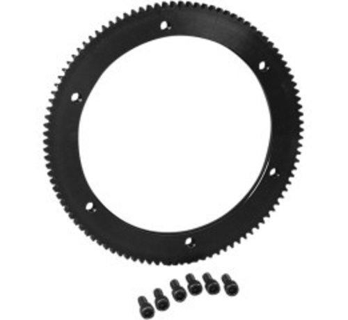 EVOLUTION INDUSTRIES Engranaje del anillo de arranque 102T para 99‑06 Twin Cam