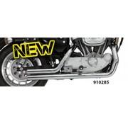 Paughco Harley uitlaat 2-1 / 4 inch 9twentyfives, kort