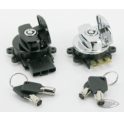 TC-Choppers zündschlüsselseitiges Scharnier 96-fach schwarz oder chrom