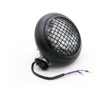 Bates koplamp 5 1/2 compleet bates zwart