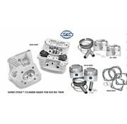 S&S Engine super stock cilinderkop voor evo