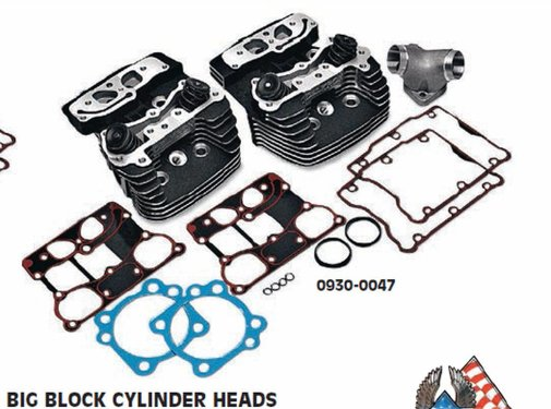 Delkron Engine  stock style cilinderhead for Twincam