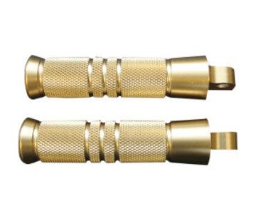 Accutronix Brass Footpegs