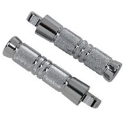 Accutronix Chrome Footpegs