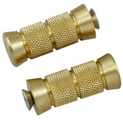 Accutronix Brass Shifter/Brake Pegs