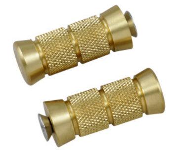 Accutronix Brass Shifter/Brake Pegs