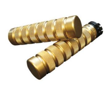Accutronix Gekartelde gekartelde aangepaste grepen - kabel