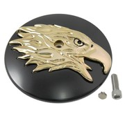 Wyatt Gatling Round Cleaner Eagle Air Cover noir-or