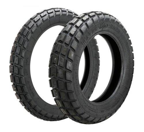 Bates Harley Davidson Reifen Baja vorne oder hinten
