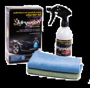 Motorrad-Reinigungsset für Trockenwäsche