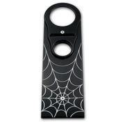 Pro-One Tableau de bord, Toile d'araignée, noir, Road King Noir